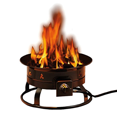 Heininger 5995 58,000 BTU Portable Propane Outdoor Fire...